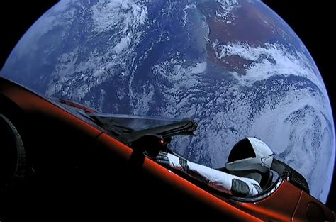 50+ Spacex Launch Tesla Car Background