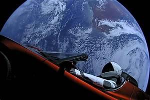 Spacex U0026 39 S  U0026 39 Starman U0026 39  And His Tesla Roadster Are Now Beyond