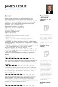 corporate curriculum vitae sle business analyst resume sles visualcv resume sles database