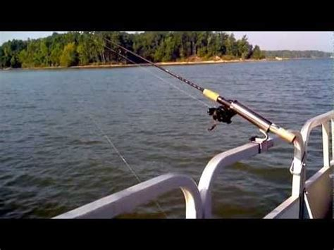Best Rod Holders For Pontoon Boats by Fishing Best Pontoon Boats And Rod Holders On
