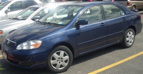 2008 Toyota Corolla Mpg by 2008 Toyota Corolla Le Sedan 1 8l Auto