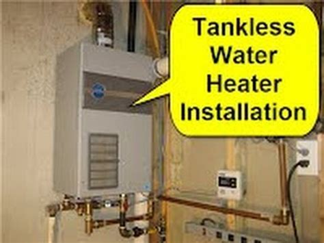 flex gas pipe  tankless water heaters youtube