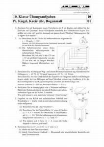 Scheitelpunkt Berechnen Aufgaben Mit Lösungen : kreisfl che kreisumfang kreissegment bogenma bungen und aufgaben mit l sungen schulminator ~ Themetempest.com Abrechnung