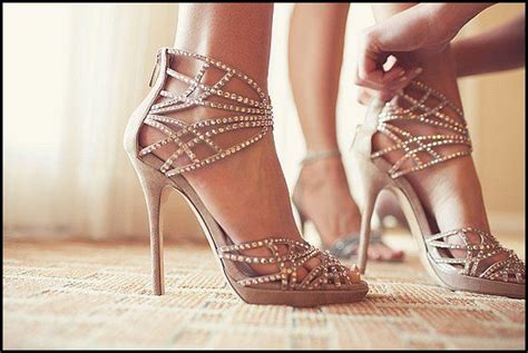 Wedding High Heels by High Heel Wedding Shoes Vs Low Heel Shoes Which One