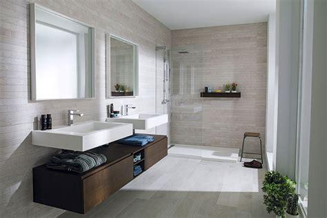 Vanity Mirror With Shelf by Bathroom Porcelanosa