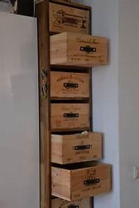Weinkisten Regal Bauen : weinregal selber bauen selbstgebaute m bel ~ Markanthonyermac.com Haus und Dekorationen