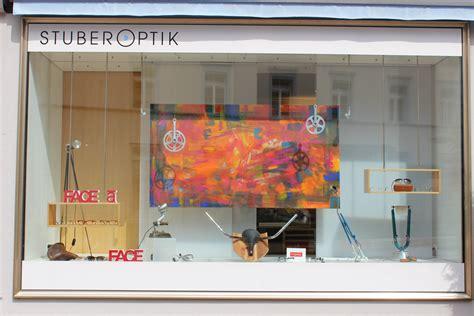 upcycling schaufenster dekoration