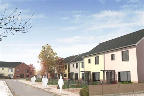 lovell lands  affordable homes scheme  gloucestershire