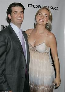 Donald Trump Jr celebrates his wife's 39th with Instagram ...