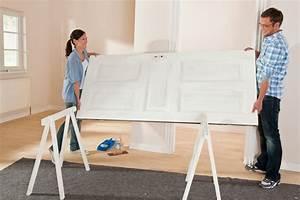 Holz Weiß Lackieren : t r lackieren ~ Whattoseeinmadrid.com Haus und Dekorationen