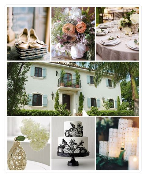 Your Wedding Support Get The Look  French Themed Wedding