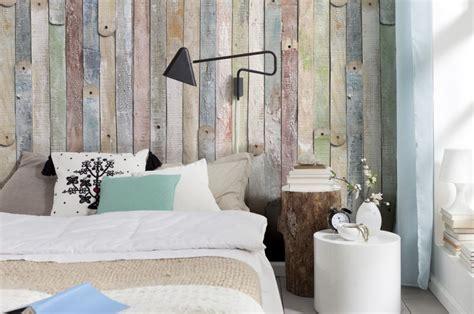 Machen Sie Ihre Wände Lebendig Mit Tapeten In Holzoptik