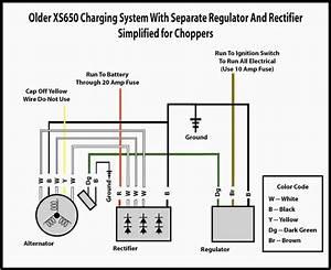 Xs650 Wiring Demons