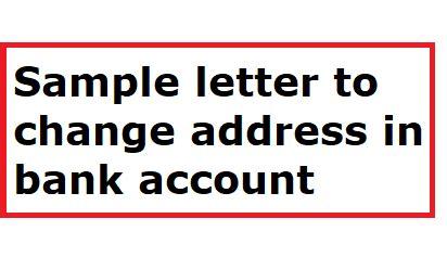 letter formats  sample letters