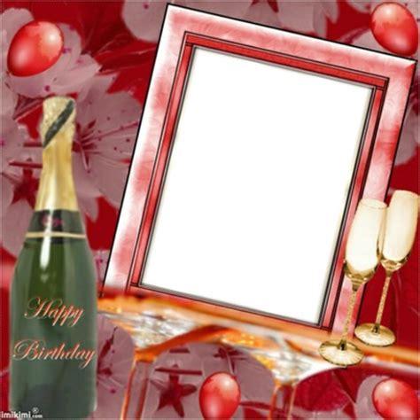 montage photo cadre joyeux anniversaire pixiz