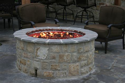 outdoor pit kits and pit inserts