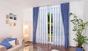 Vorhänge Für Große Fenster : gardinen f r gro e fenster tipps zur auswahl ~ Yasmunasinghe.com Haus und Dekorationen