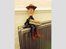 Real life Toy Story Help reunite lost Woody doll with