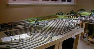 Lesthan  Chapter Model Train Track Layout 5 Point