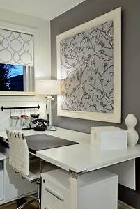 Make, A, Decorating, Statement, With, Fabric