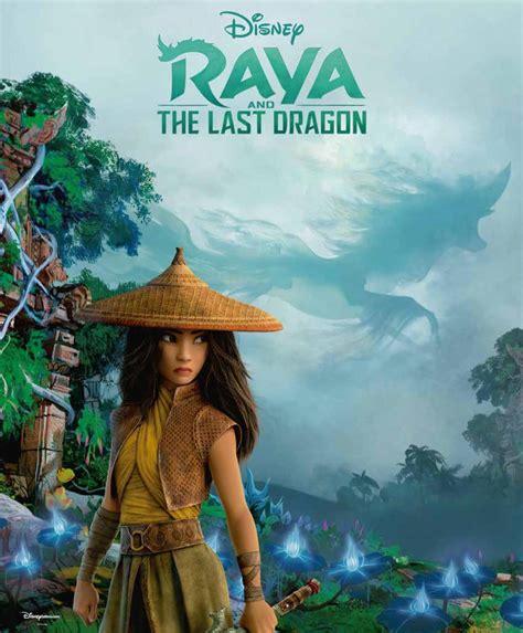 First look at Raya and the Last Dragon main character ...