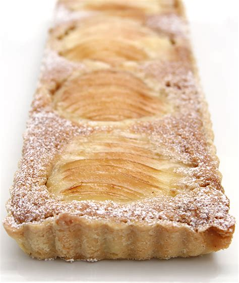 Pear tart with hazelnut frangipane Recipe Food & Style