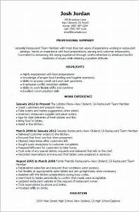 unforgettable houseperson resume examples to stand out myperfectresume