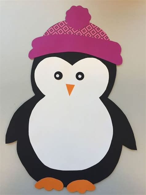 penguin craft template best 10 penguin craft ideas on baby crafts winter craft and igloo craft