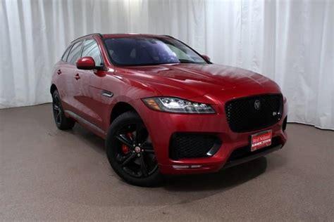 jaguar  pace luxury performance suv models  sale