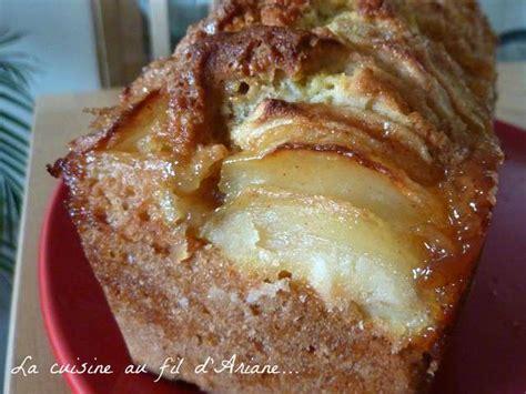 la cuisine d ariane recettes de cake aux pommes de la cuisine au fil d 39 ariane