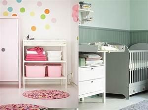 Couleur Chambre Bébé Fille : quelles couleurs choisir pour une chambre d 39 enfant elle d coration ~ Dallasstarsshop.com Idées de Décoration