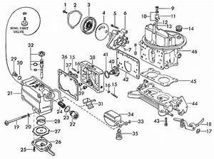 Carburetor For A 1969 Or 1970 Camper Special