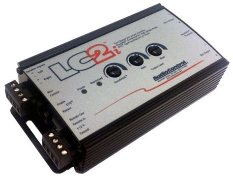 Lewi Donnelly Lci Audiocontrol Channel Line Output