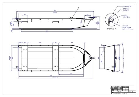Boat Drawings Plans by Fishing Steel Boat Free Fishing Boat Plans 3d Cad