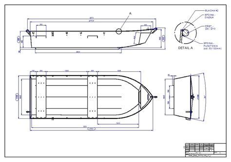Sport Fishing Boat Blueprints by Fishing Steel Boat Free Fishing Boat Plans 3d Cad