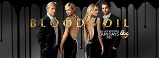 Blood & Oil TV show on ABC: ratings (cancel or renew?)