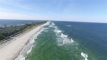UAV Flight over Hel Peninsula, Poland by Fly & Fun Studio ...