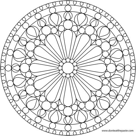 free mandala coloring pages for adults free mandala coloring pages for adults coloring home