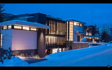 mansion worth  million   rocky mountains trill