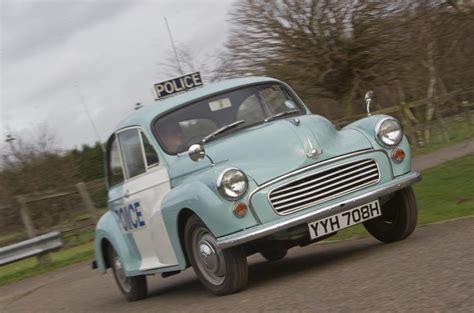 vintage police cars wolseley  autocar