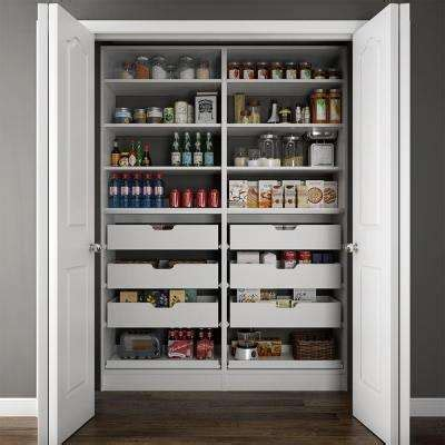 Pantry Shelves Home Depot Adjustable Pantry Shelving Home And Furniture