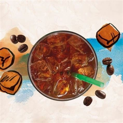 It's coffee that has been brewed into a concentrate. Starbucks VIA Instant Caramel Iced Coffee - 6ct : Target   Iced caramel coffee, Iced coffee ...