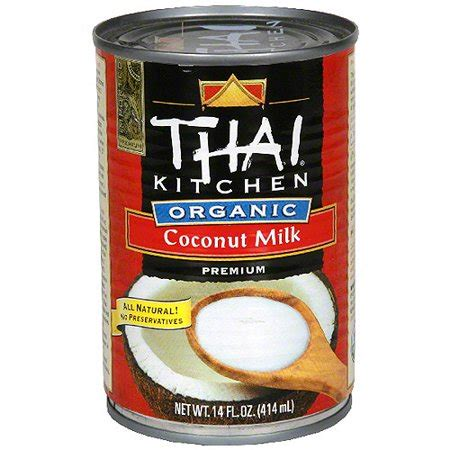 Thai Kitchen Organic Coconut Milk, 1366 Oz (pack Of 12