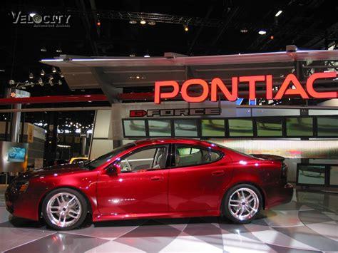 pontiac grand prix  force concept car