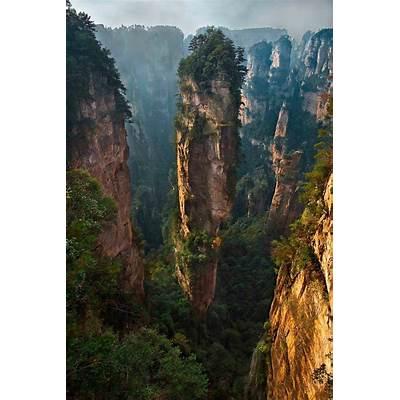 ZHANGJIAJIE NATIONAL FOREST PARK – CHINACool stuff