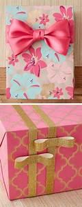 Geschenk Verpack Ideen : 57 ideen zum thema geschenke verpacken und verzieren schenken sie ihren lieblingsmenschen freude ~ Markanthonyermac.com Haus und Dekorationen