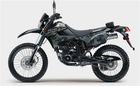 Modification Kawasaki Klx 250 by Kawasaki Klx250 Dual Purpose Motorcycle Versatile Power