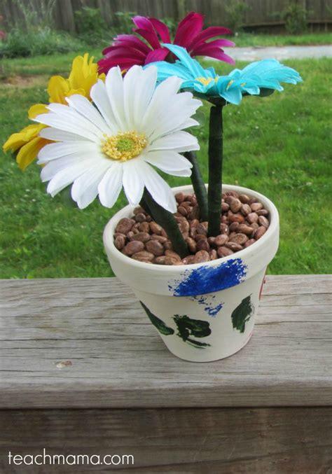 how to a flower how to make super easy flower pens teacher appreciation week
