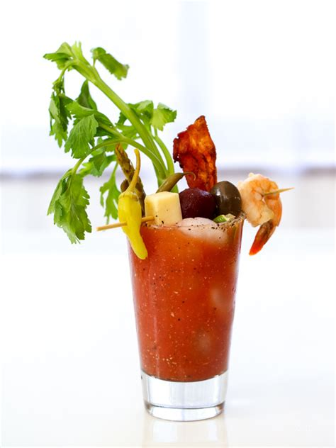 bloody recipe the best bloody mary recipe dishmaps