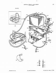 12 Volt Ferguson Tractor Wiring Diagram